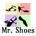logo of Mr. Shoes